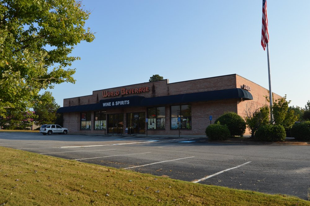 World Beverage: 5840 Gateway Dr, Alpharetta, GA