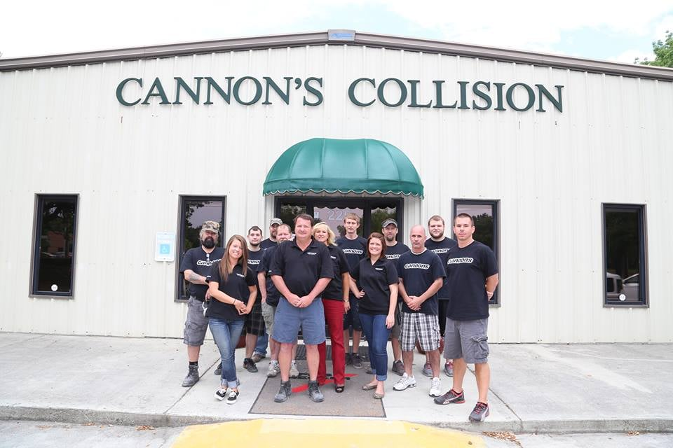 Cannon's Auto Refinishing & Collision