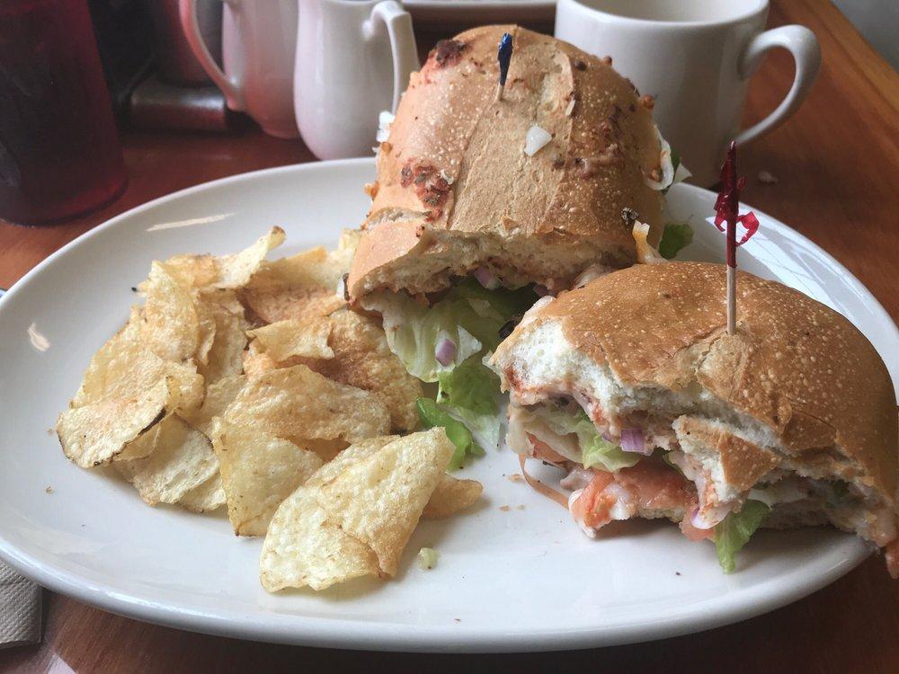Lonesome Bear Cafe: 1080 Seeman St, Darrington, WA