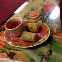 Photo Of Chinatown Restaurant Great Falls Mt United States Egg Roll