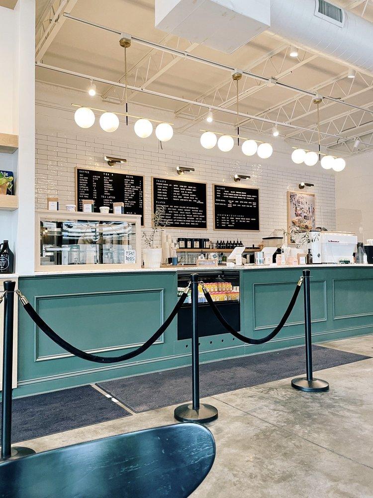Sunday Motor Co Cafe