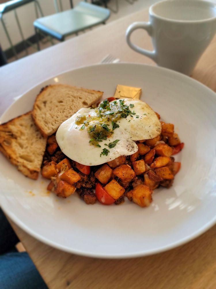 Ancora Cafe + Bakery: 611 N Sherman Ave, Madison, WI