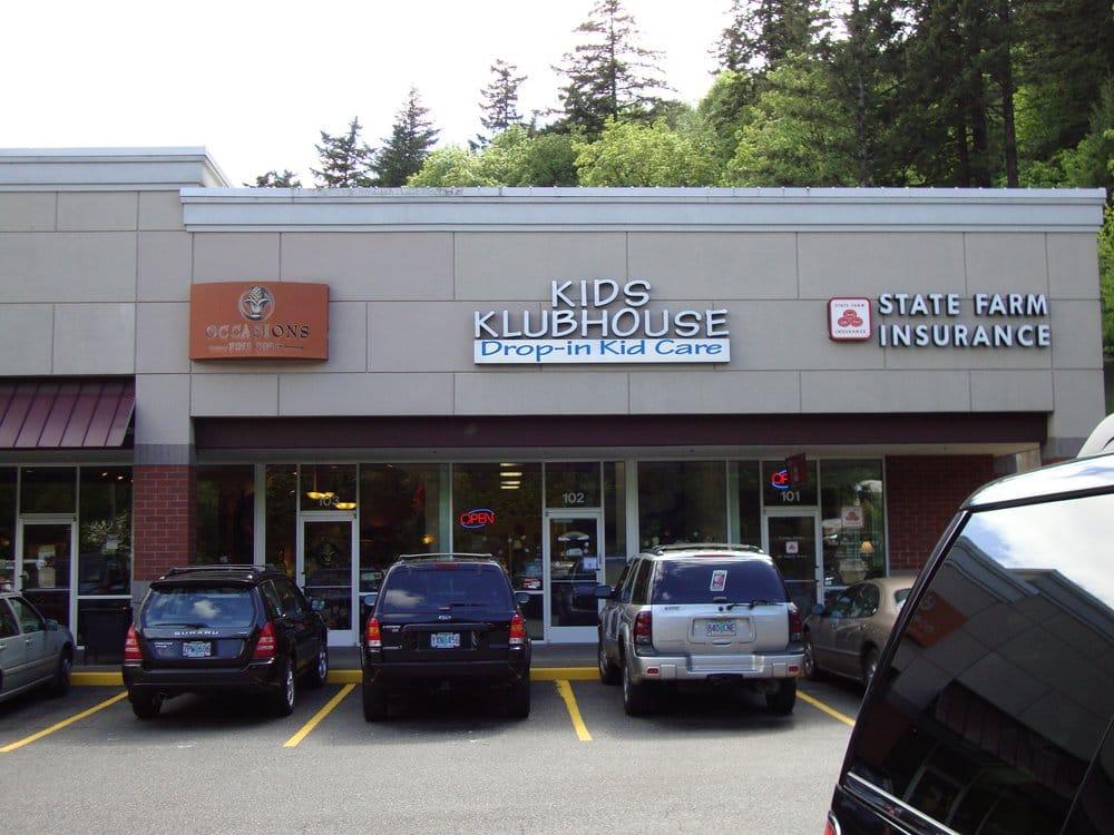 Kid Klubhouse: 7515 SW Barnes Rd, Portland, OR
