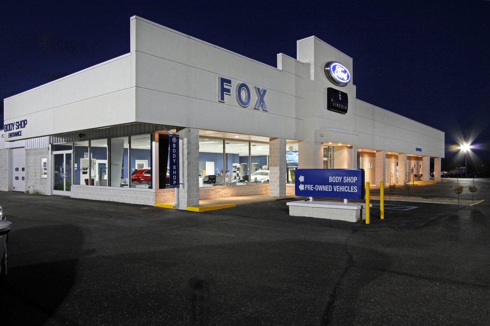 Fox Charlevoix Ford: 06725 US 31 Hwy S, Charlevoix, MI