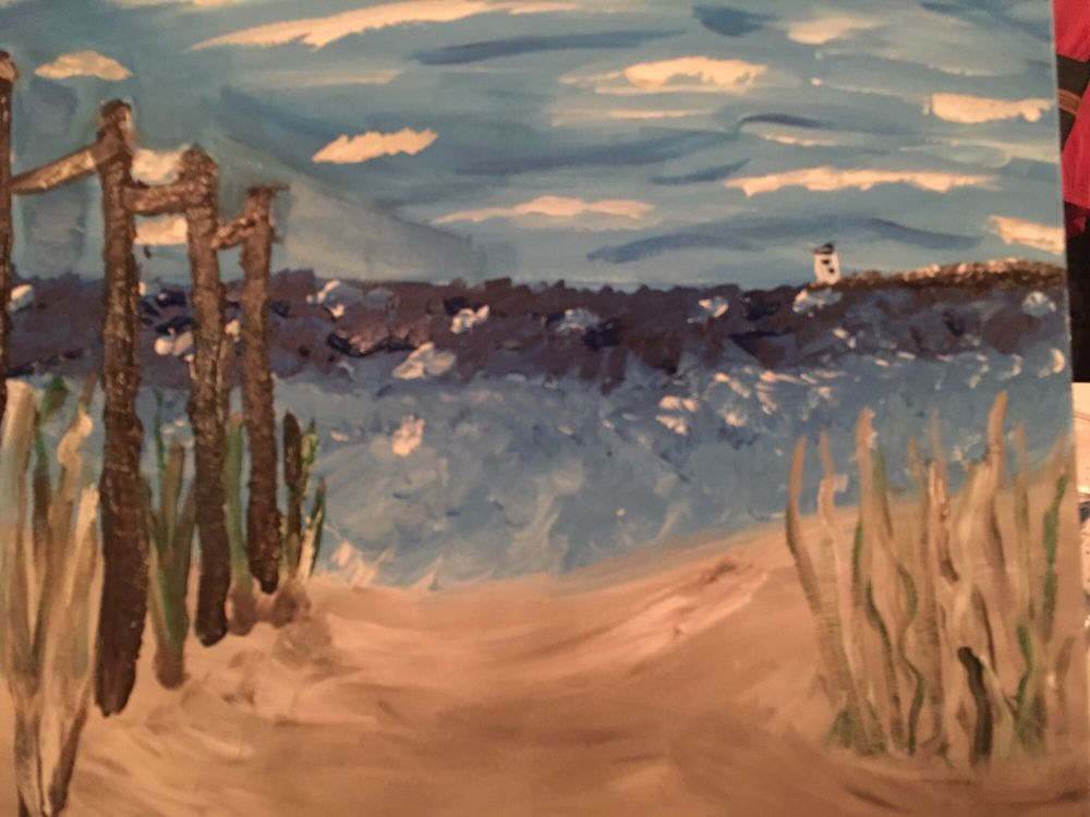 Wine and canvas 43 foto e 23 recensioni paint sip for Sip and paint charlotte nc