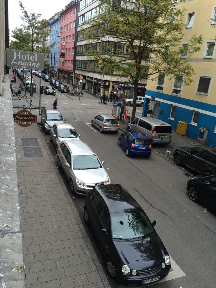 pension lugano hotel schillerstr 32 ludwigsvorstadt m nchen bayern deutschland. Black Bedroom Furniture Sets. Home Design Ideas