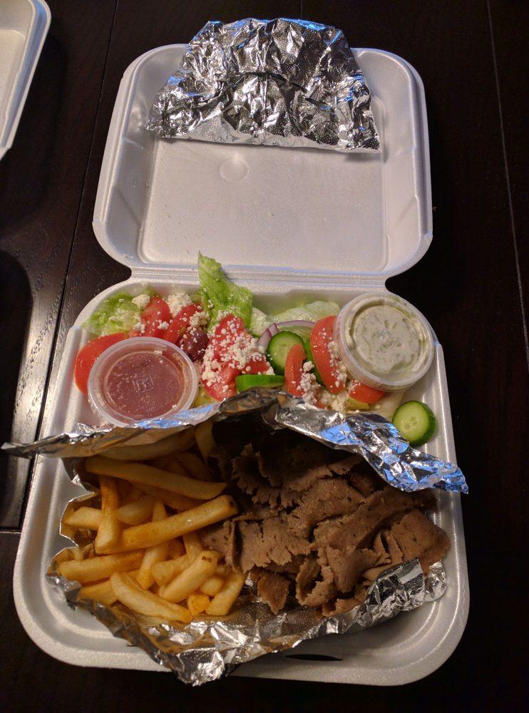 Opa! Greek Restaurant & Grill