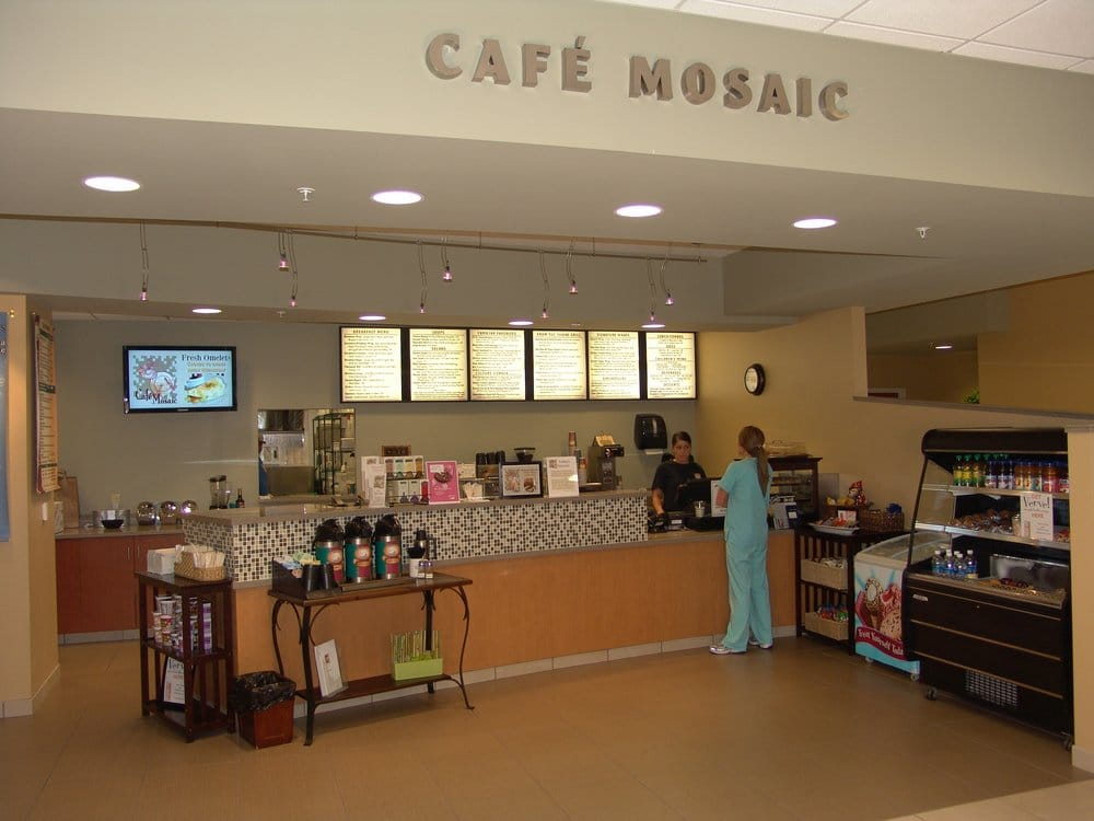 Cafe Mosaic: 901 Patients First Dr, Washington, MO