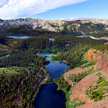 Photo of Twin Lakes - Mammoth Lakes, CA, United States. Twin Lakes -