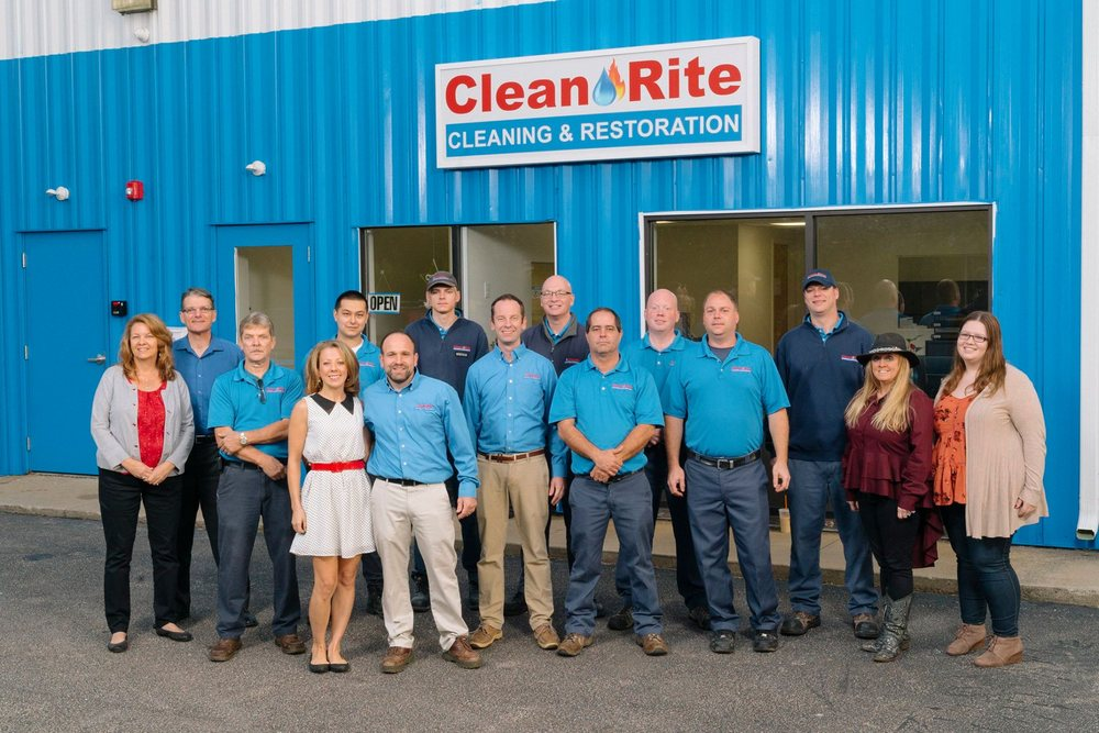 Clean Rite Cleaning and Restoration: 1305 Kingstown Rd, South Kingstown, RI