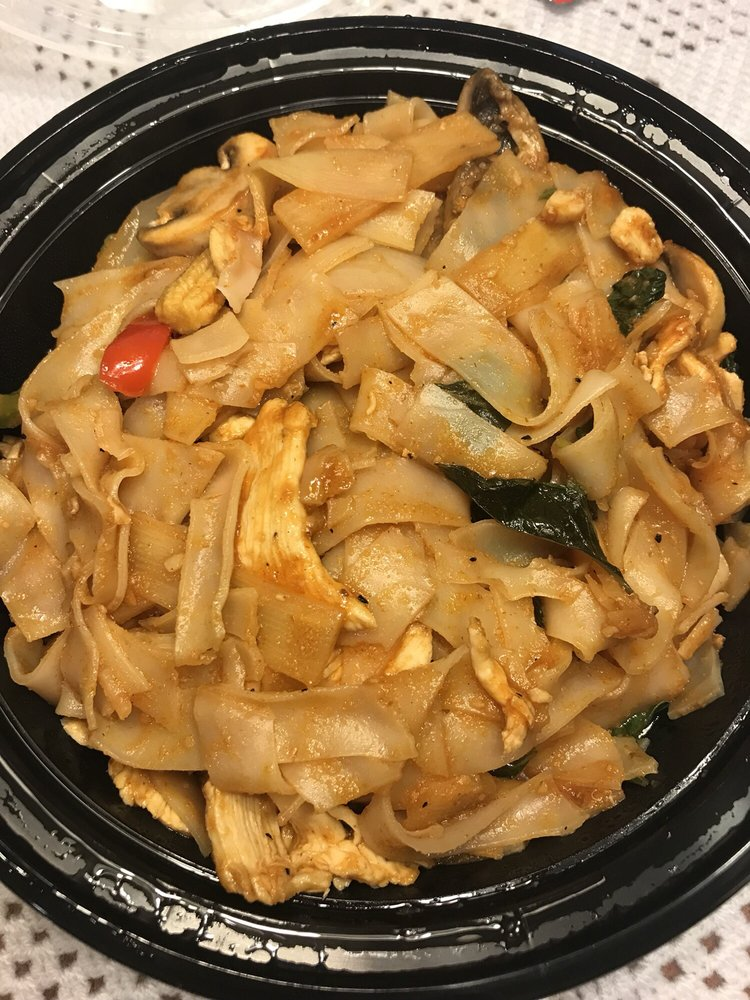 Food from Panang 5 Thai Restaurant