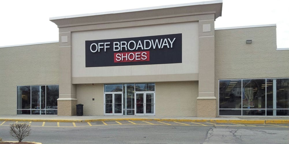 Off Broadway Shoe Stores Near Me