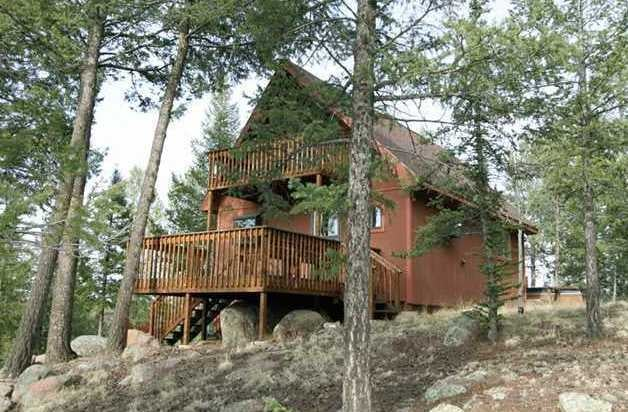 Mariposa Cabins