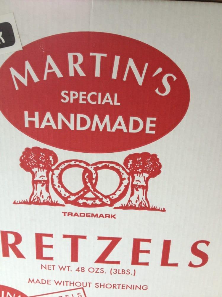 Martin's Pretzel Bakery: 1229 Diamond St, Akron, PA