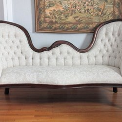 Photo Of Laurel Crown Furniture San Mateo Ca United States Victorian Tufted
