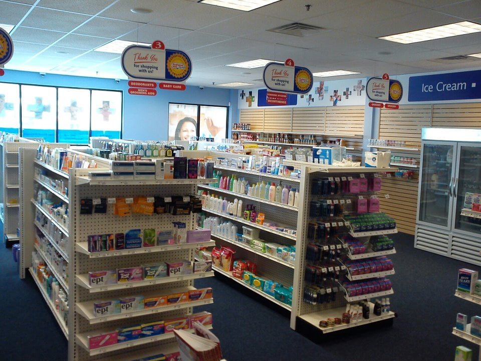 Grubbs Pharmacy & Surgical Supplies: 2714 Philadelphia Pike, Claymont, DE