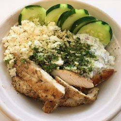Zo S Kitchen Protein Power Plate zoes kitchen - 70 photos & 93 reviews - mediterranean - 14601 n
