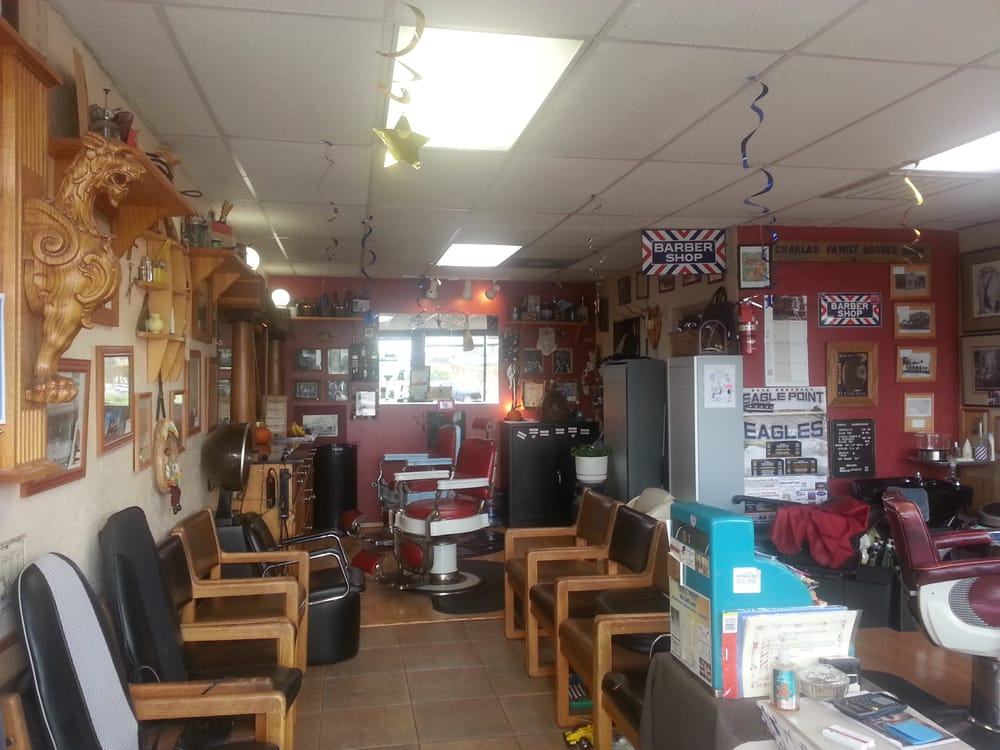 Charla's Family Barber Shop: 11232 Hwy 62, Eagle Point, OR
