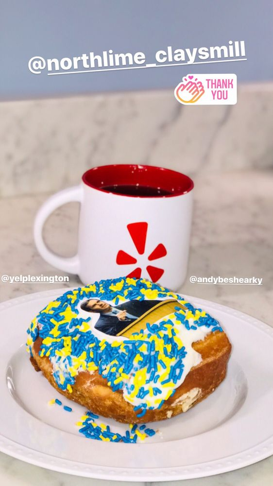 Social Spots from North Lime Coffee & Donuts - Clays Mill