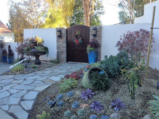 Photo of Modified Landscapes - Los Angeles, CA, United States - Modified Landscapes - Landscaping - 14848 Gotham St, North Hills