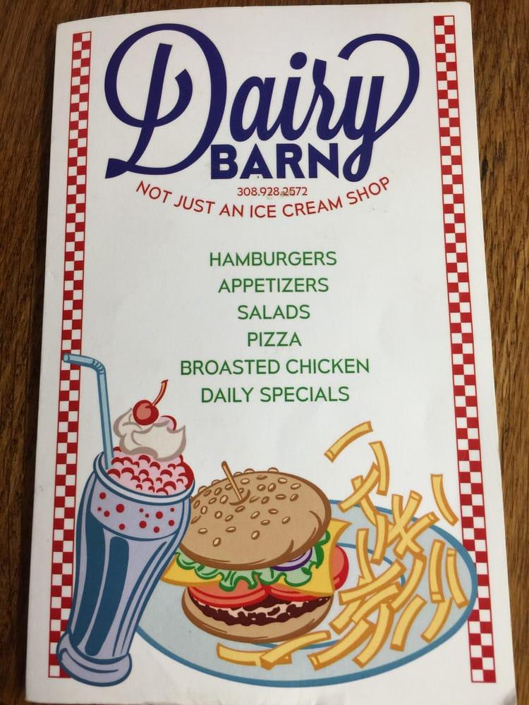 Dairy Barn: 513 US 183, Alma, NE