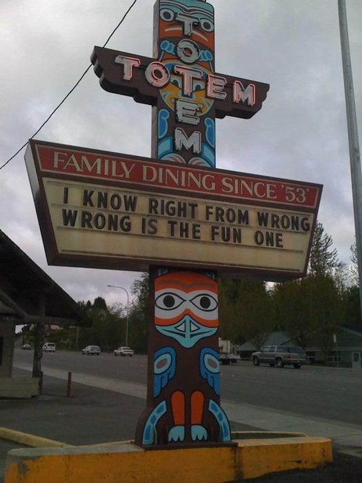Totem Family Dining: 4410 Rucker Ave, Everett, WA