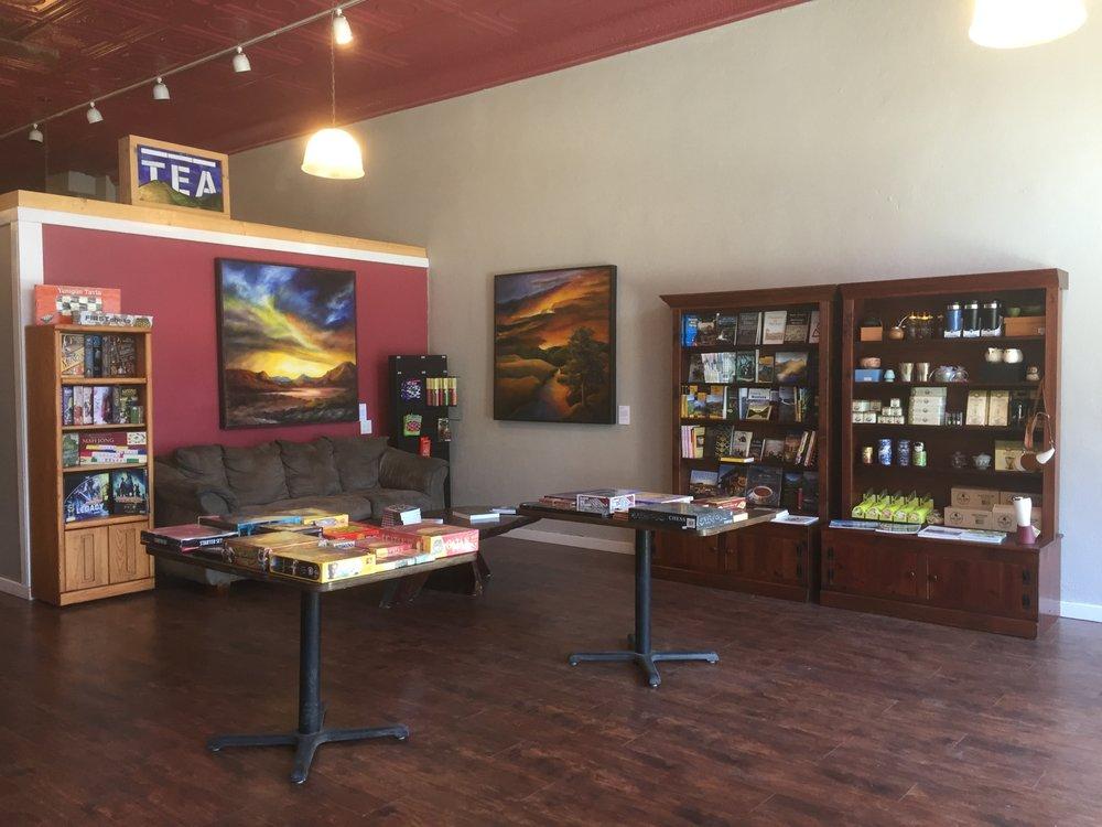 Phoenix Pearl Tea: 13 N Broadway Ave, Red Lodge, MT