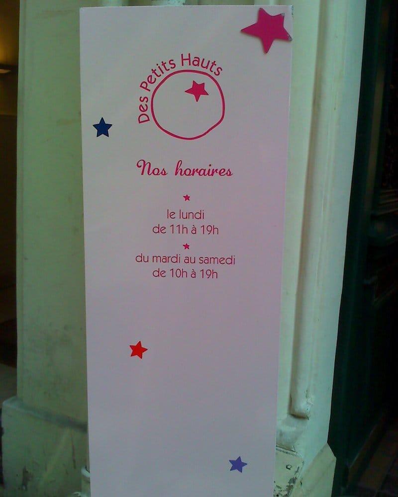 Des petits hauts vrouwenkleding 8 rue guichard auteuil parijs paris f - Des petits hauts paris ...