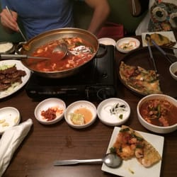 Seoul garden 64 photos 79 reviews korean 5318 w for Fish market greensboro nc