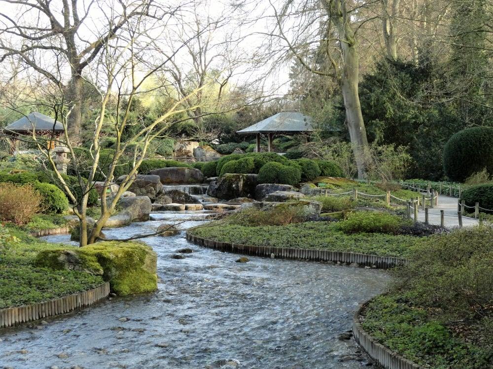 Augsburg Botanischer Garten Japanischer Garten Yelp