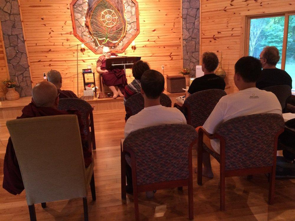Dhamma Sukha Meditation Center: 8218 County Rd 204, Annapolis, MO