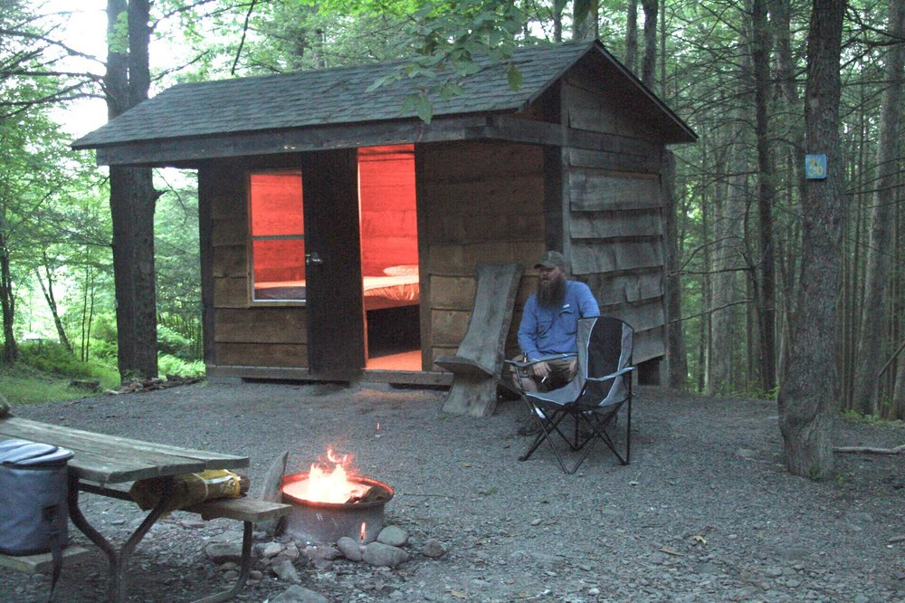 Cranberry Run Campground: 188 Campground Rd, Analomink, PA
