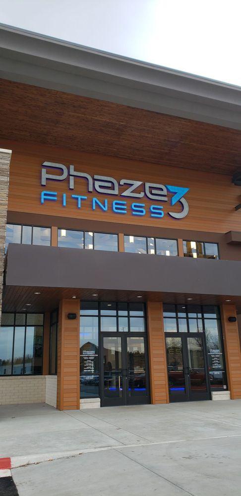 Phaze 3 Fitness: 145 Plaza Blvd, Madison, AL