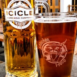 Image result for images of icicle brewing company beer