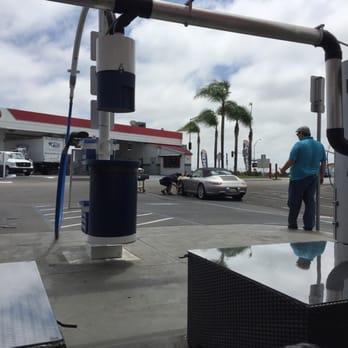Car Wash With Free Vacuum San Diego