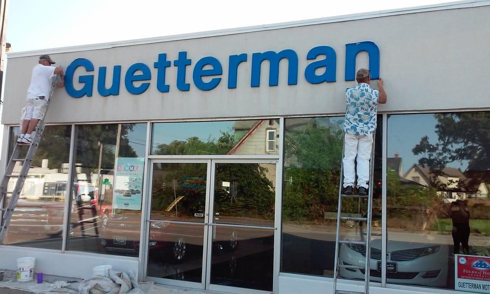Guetterman Motors: 2210 Sycamore St, Cairo, IL
