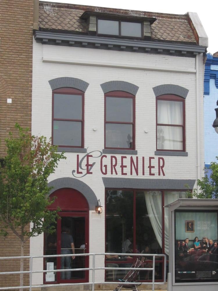 Le Grenier: 502 H St NE, Washington, DC, DC