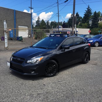 Seattle Car Tint Price