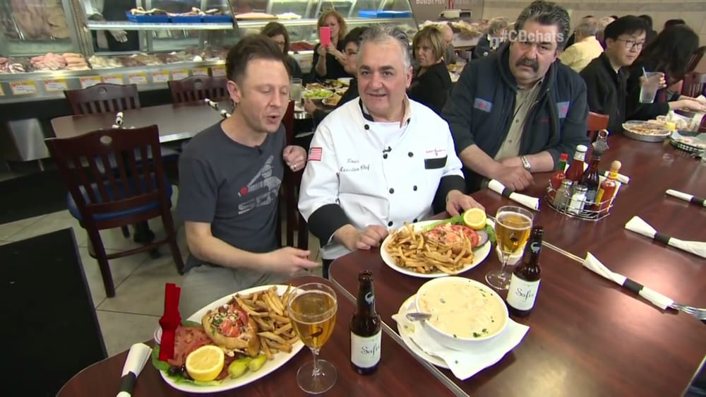 Chicago 39 s best host elliott rates bfm number 2 in his top for Boston fish market chicago