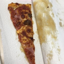 P O Of Silver Dollar Pizza Company Portland Or United States Grease