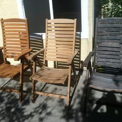 Photo Of Park Bench Teak U0026 Garden   San Rafael, CA, United States.