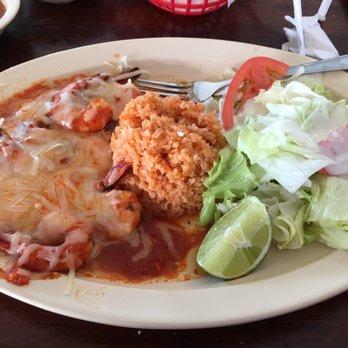 Photo Of El Sinaloense Restaurant Baytown Tx United States Diablo Shrimp