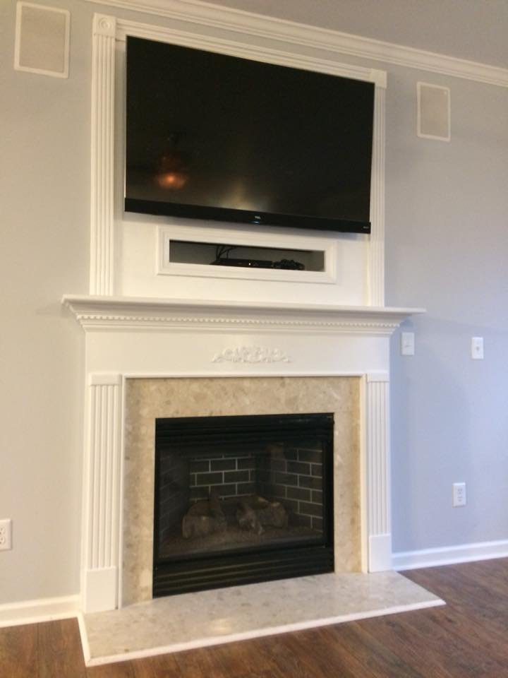 Photo Of Ina Custom Mounts Charlotte Nc United States Excellent Job On