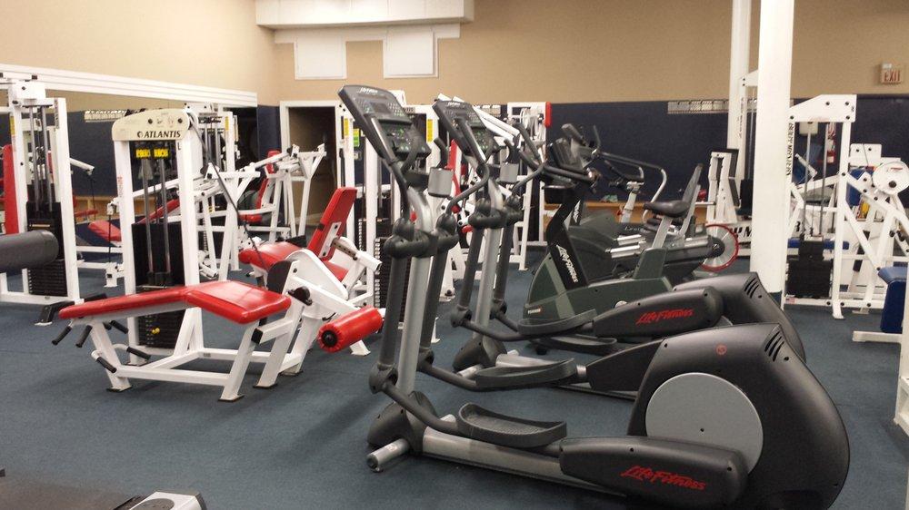 Center City Gym: 418 E Mitchell St, Petoskey, MI