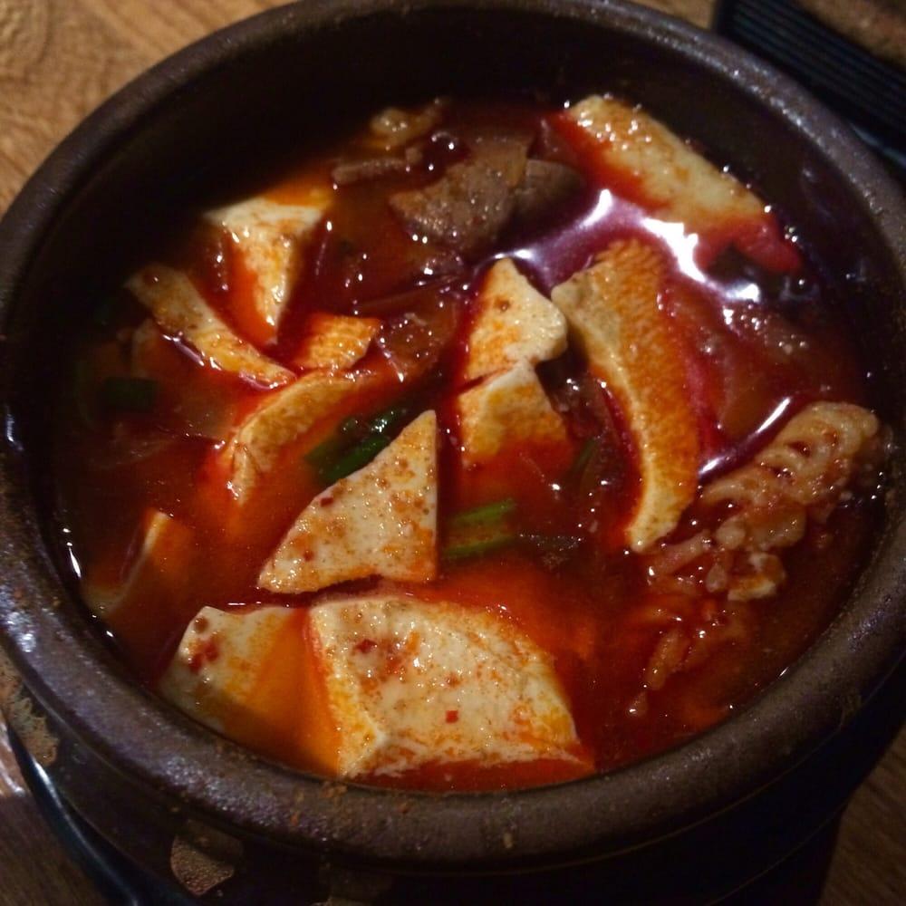 Korean red wine (chilled) - Yelp