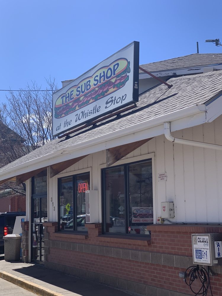 The Sub Shop: 313 Nevada Ave, Trinidad, CO