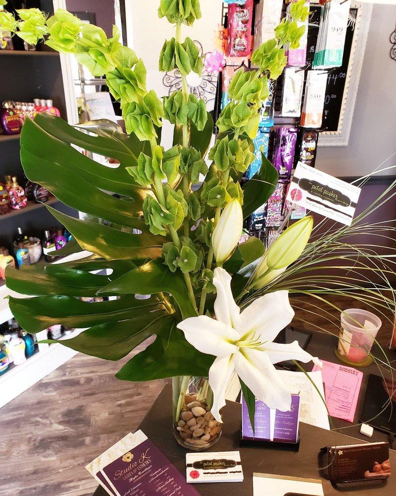 The Petal Pusher Flower Shop: 1130 Main St, Cañon City, CO