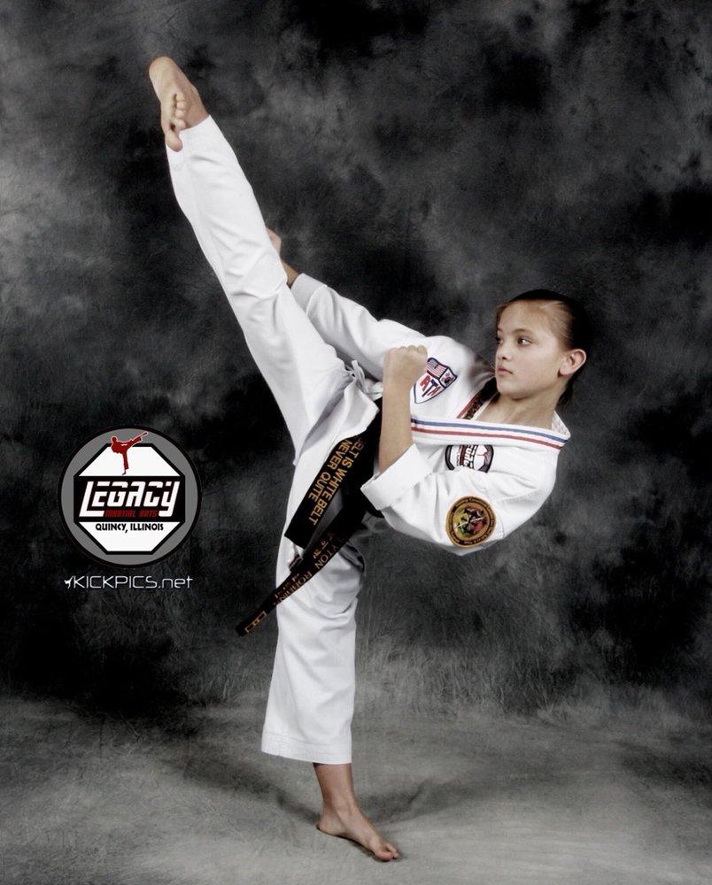 Legacy Martial Arts: 4935 Oak St, Quincy, IL