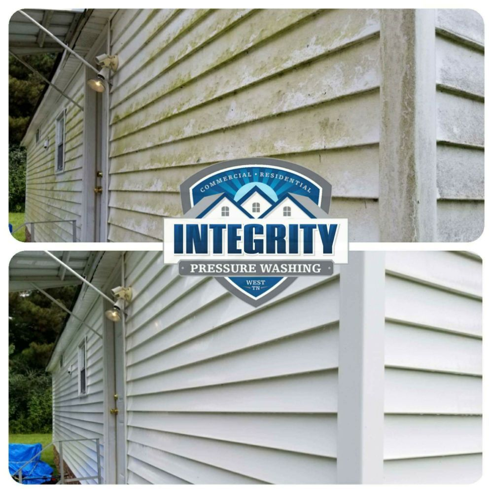 Integrity Pressure Washing & Roof Cleaning: 541 Wiley Parker Rd, Jackson, TN