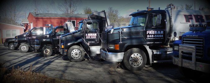 Frebar Construction Septic Service: 7 Maple Ave, Lincolndale, NY